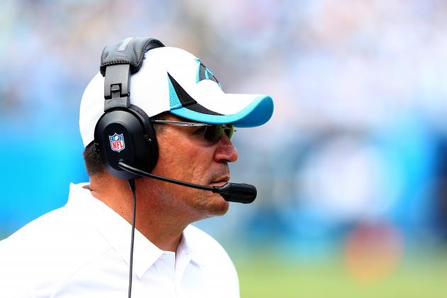 Is Ron Rivera Coaching for His Job This Week vs. Giants?