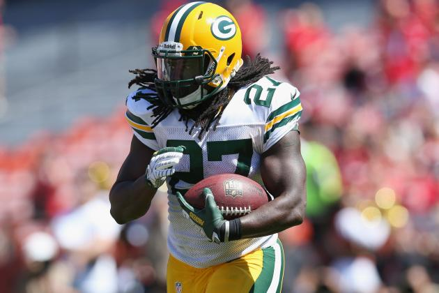 Eddie Lacy Injury: Fantasy Advice for Owners of Green Bay Packers RB