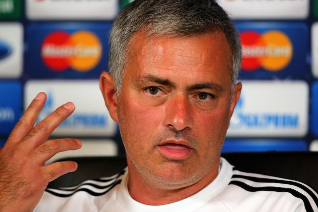 Jose Mourinho Turns to Basketball to Revive Chelsea