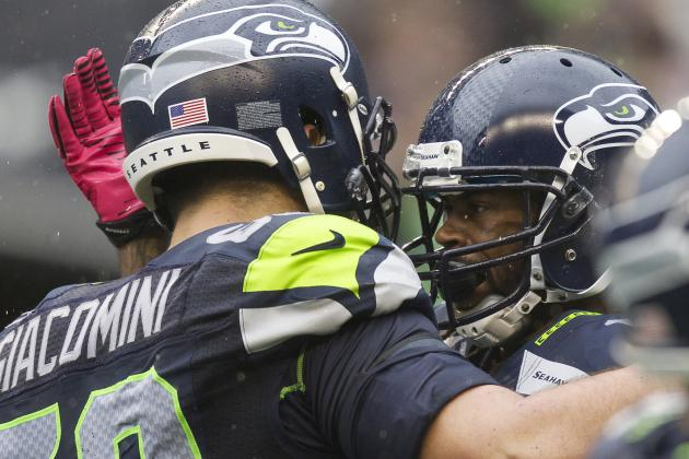Seahawks Breno Giacomini Knows the Penalty Game