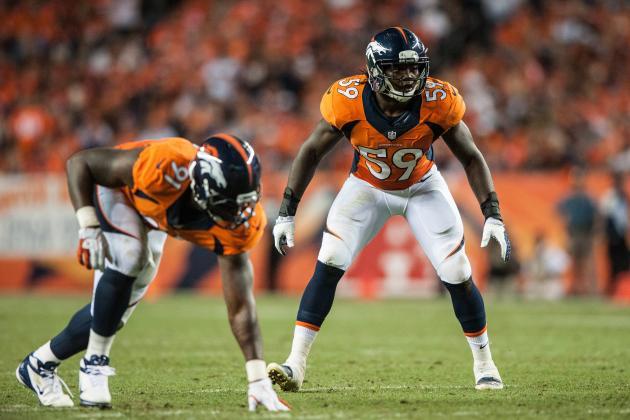 Denver Broncos: Can Danny Trevathan Blossom into a Star?
