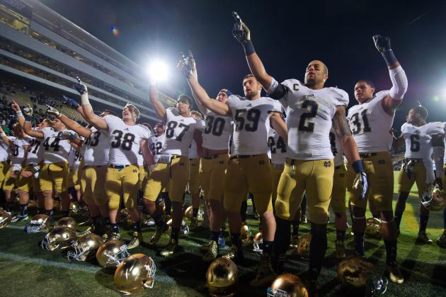 College Football Week 4 Picks: Notre Dame and Ranked Teams Guaranteed to Win