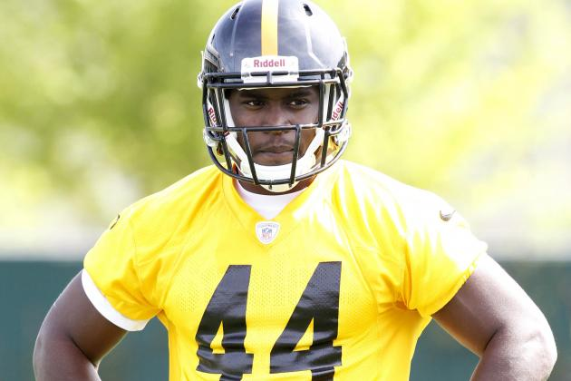 Steelers Young LBs Growing Up Fast