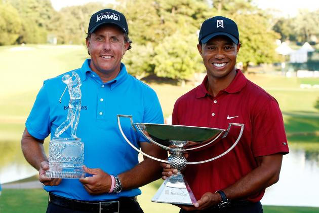 Final 30 Will Divide $33 Million in the PGA Tour Championship