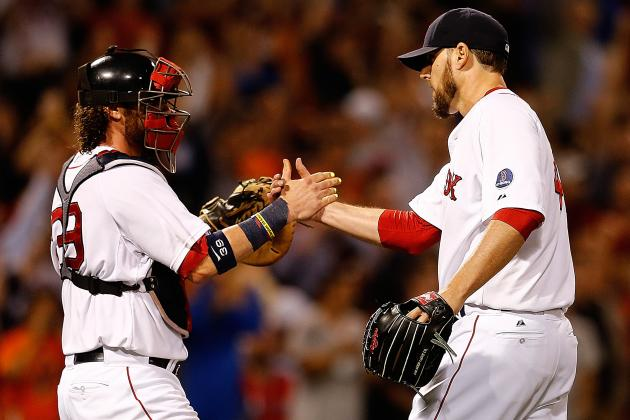Sox' Mental Makeup, Deep Rotation Create Look of True World Series Contender
