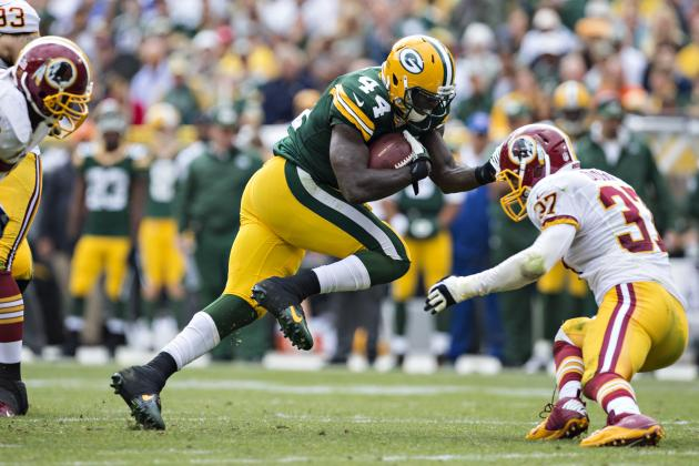 James Starks' Uncertain Role Makes Him Risky Fantasy Option
