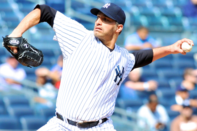 Andy Pettitte Will Retire at End of 2013 Season