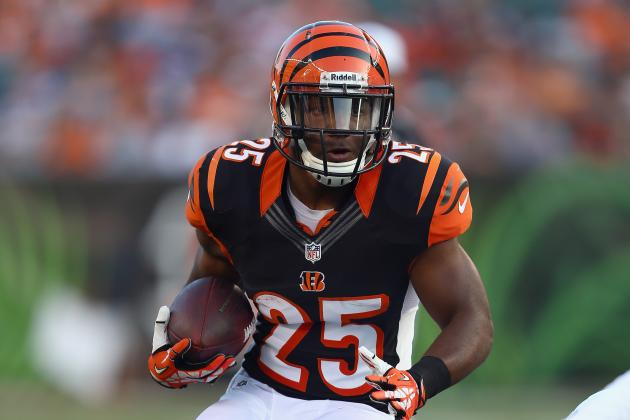 Jay Gruden: Expect More Carries for Giovani Bernard