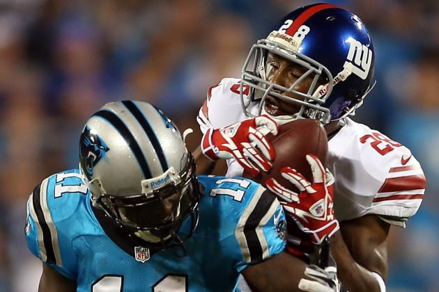 Experts Make Picks for Giants vs. Panthers
