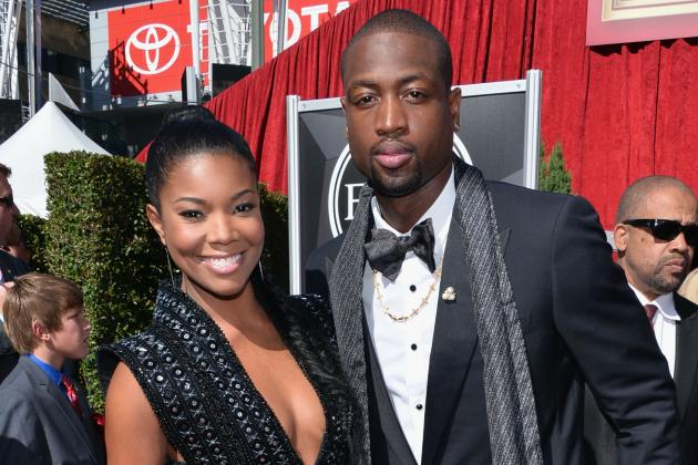 Wade Dishes to Leno on Gabrielle Union, Free Agency