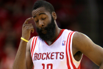 Harden Reveals How Much He'll Need to Shave Beard