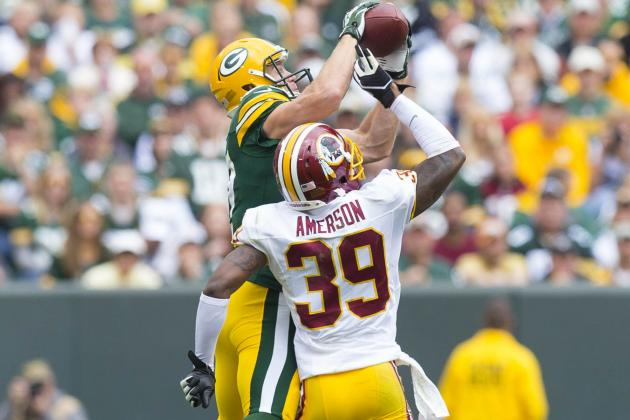 Lessons learned: David Amerson
