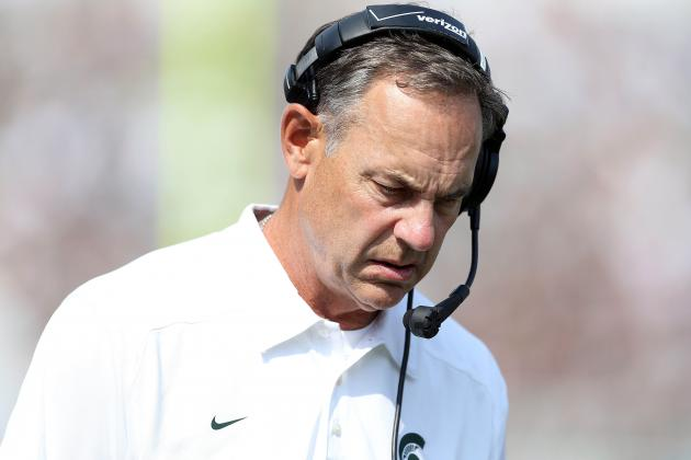 Notre Dame Offers a Telling Look at Spartans