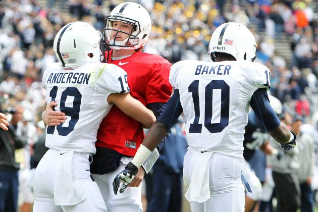 Little Depth at Penn State Makes for a 'Fresh' Start