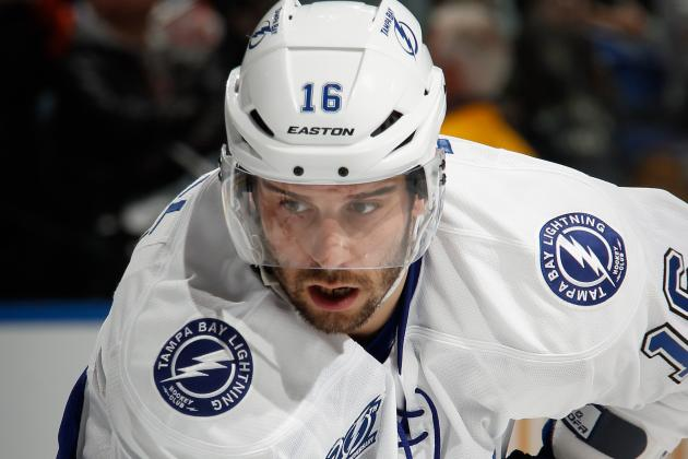 Teddy Purcell out of Lineup vs. Blues with an Upper-Body Injury