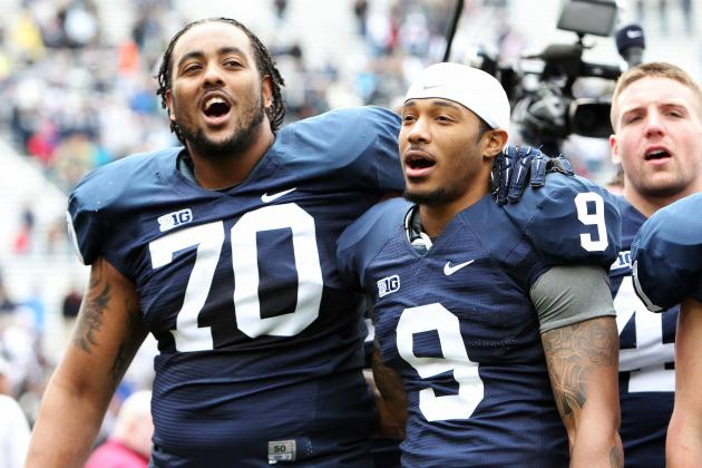 CB Lucas Believes Penn State's Defense Has to Prove Itself Every Week