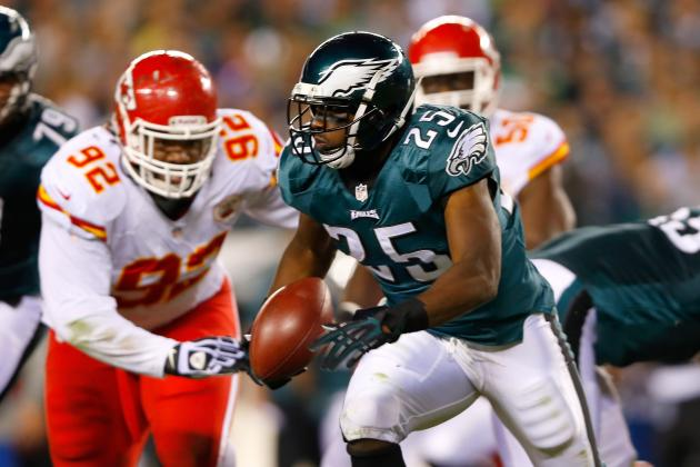Is LeSean McCoy a Legitimate Threat to Break the NFL Rushing Record?