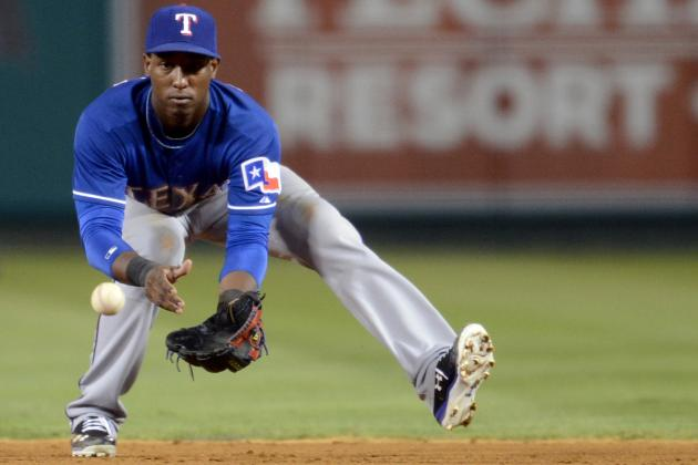Washington Maintains Faith in Profar at Second Base