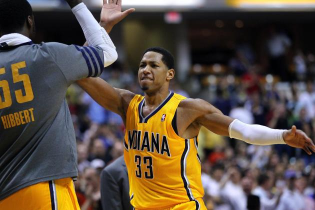 Danny Granger Says Indiana Pacers 'Really Are Title Contenders Now'