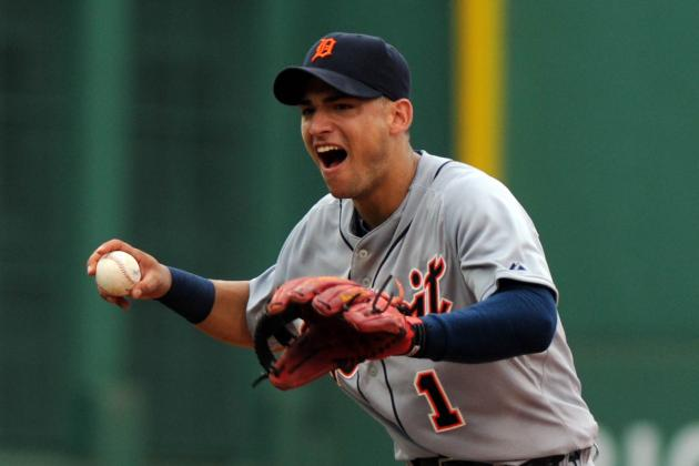 Sport Science: Jose Iglesias' Web Gem