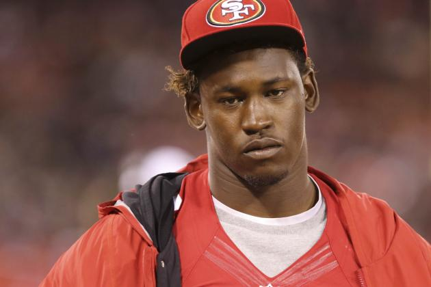 Aldon Smith Arrested for Suspicion of DUI