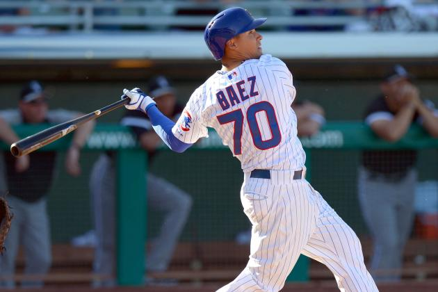Cubs: Javier Baez Skipping the Arizona Fall League
