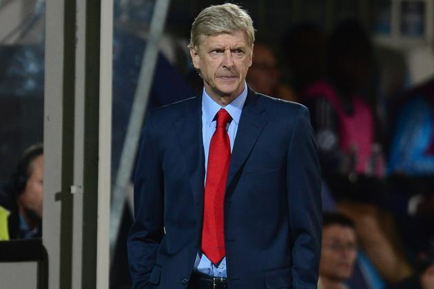 Wenger: Arsenal Are Title Contenders This Term