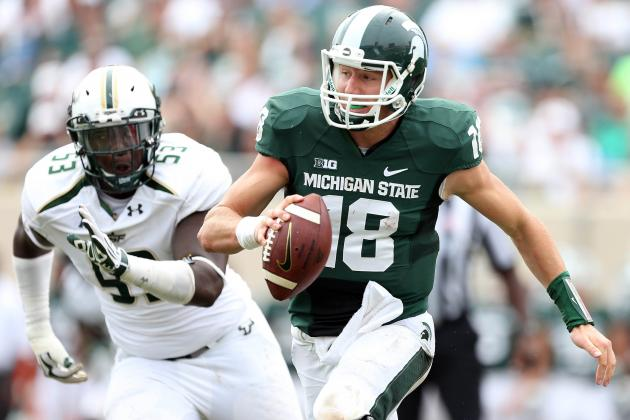 Notre Dame's Defense Is Down and Michigan State Needs to Capitalize
