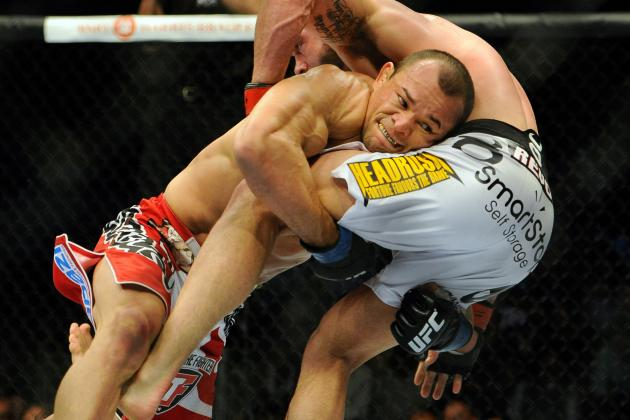 Gleison Tibau vs. Michael Johnson Added to  UFC 168