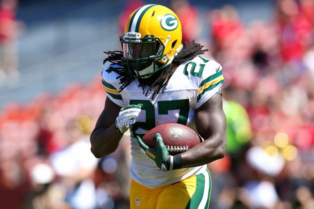 Eddie Lacy Injury: Updates on Packers RB's Concussion