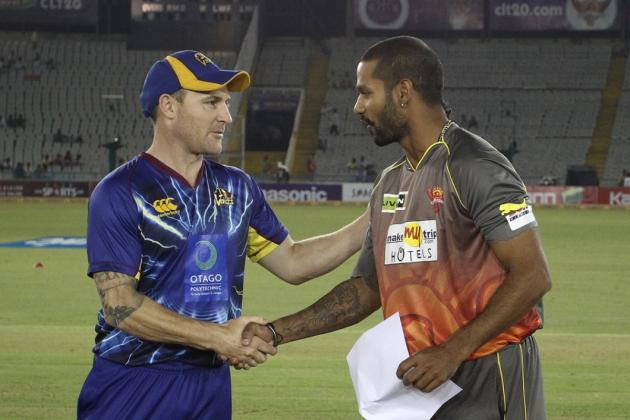CLT20: Otago Volts vs. Sunrisers Hyderabad Scorecard, Recap and More