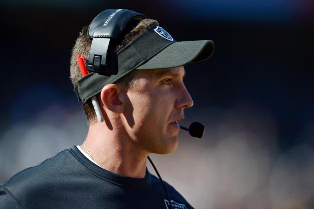 Raiders Coach Dennis Allen Says Peyton Manning Is