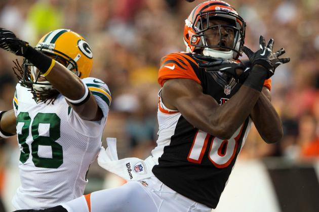Are the Green Bay Packers Prepared to Handle Bengals WR A.J. Green?