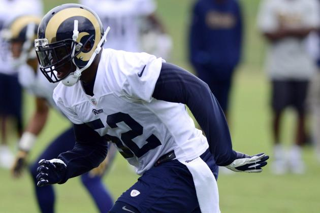 Simple Approach Has Ogletree Making Immediate Impact