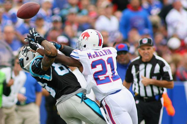 McKelvin Picks Up Slack for Injured CB Contingent