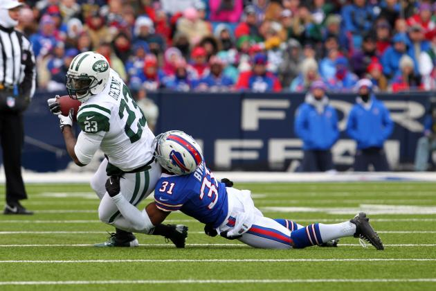 Jairus Byrd Questionable Against Jets