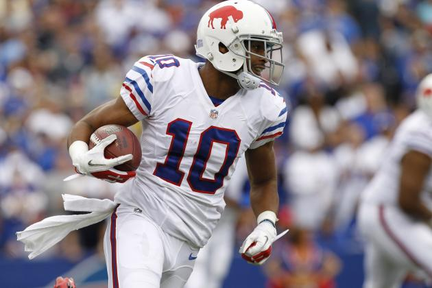 Robert Woods Proving He's Ready