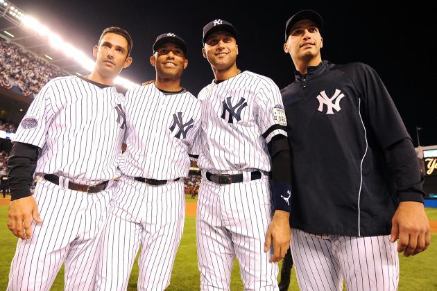 Where Is New York Yankees' Future Headed as Dynasty's 'Core 4' Disappears?