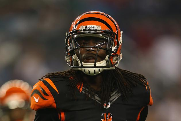 Dre Kirkpatrick Doubtful, Adam Jones Probable vs. GB
