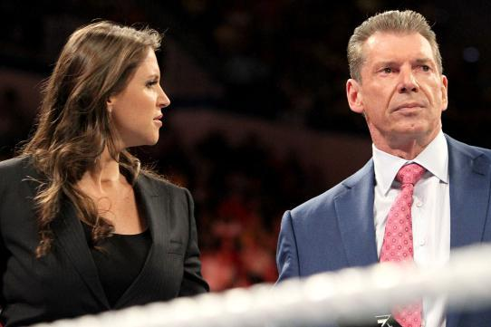 Stephanie McMahon Finally Escapes Dad's Shadow with Current Storyline