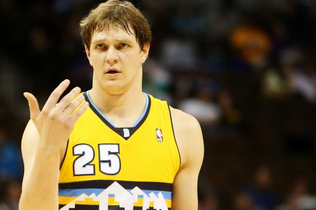 New Opportunity Awaits Timofey Mozgov