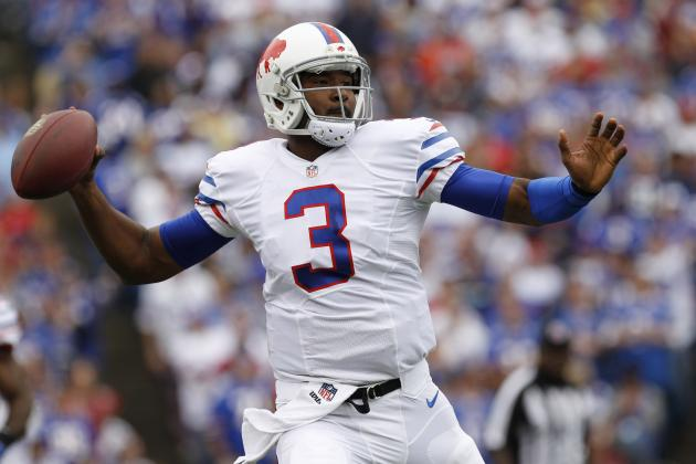 Geno Smith vs. EJ Manuel: Breaking Down Rookie QBs Ahead of Week 3 Matchup