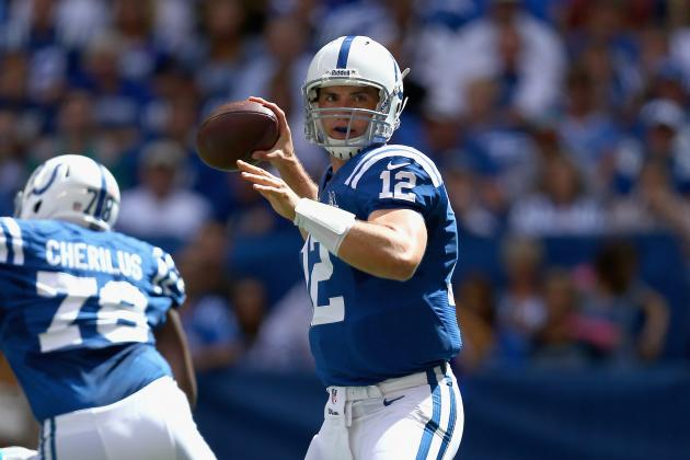 Twitter Looks Ahead to Week 3: Indianapolis Colts vs. San Francisco 49ers