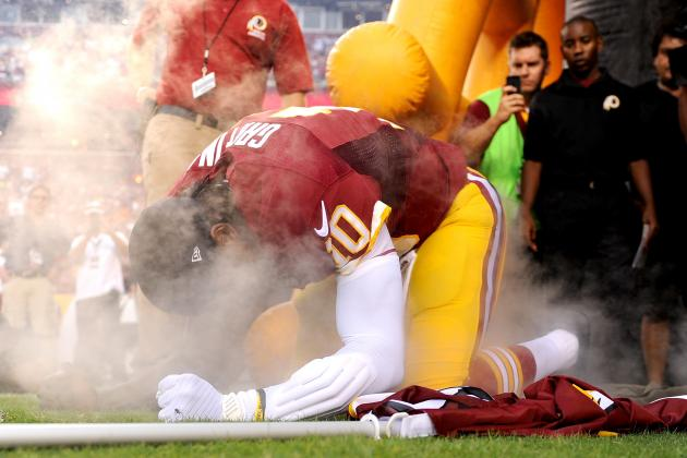 Redskins: Calling for Kirk Cousins Over Robert Griffin III Is Crazy