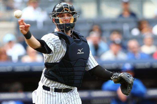 Austin Romine Still Feels 'Off' 10 Days After Concussion