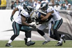 DeMeco Ryans Fined $21K for Hit That Injured Malcom Floyd