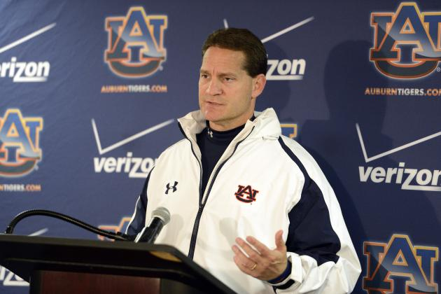 Deadspin 'Tipster' Raises Gene Chizik's Ire