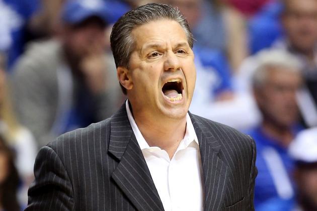 Quentin Goodin Visits Kentucky: Kentucky Wildcats Basketball