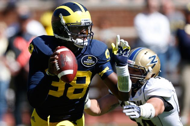 Devin Gardner's Decision-Making Could Cost Michigan Wolverines Big Ten Title
