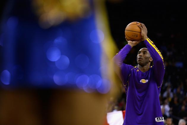 How Long Can Los Angeles Lakers Survive Without a Healthy Kobe Bryant?